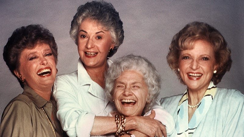 Illustration for article titled I'm a Golden Girls Superfan, and You Should Be, Too