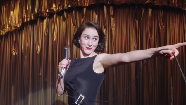 The Marvelous Mrs. Maisel hops a plane and hits the stage in its third season trailer