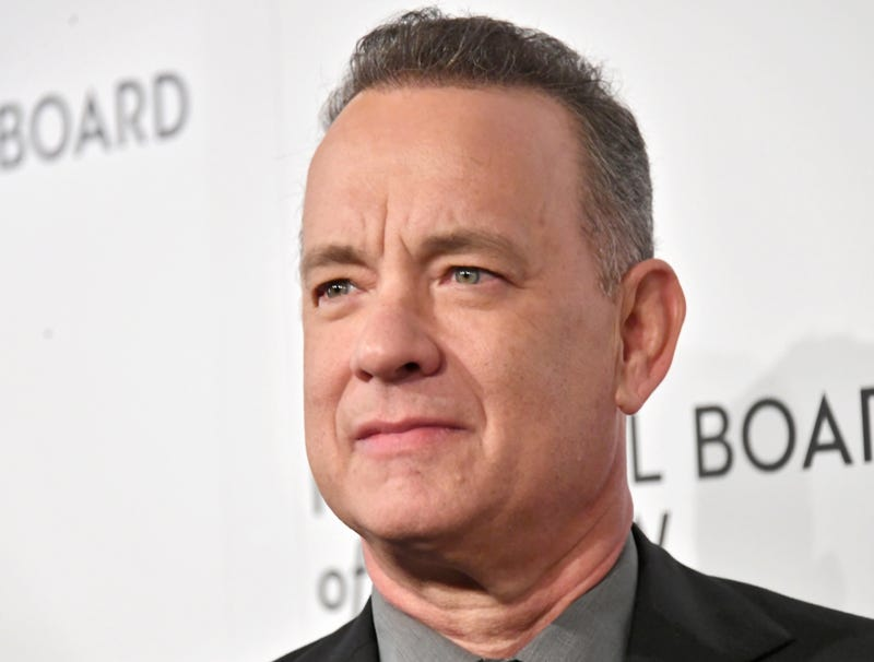 Illustration for article titled Tom Hanks Vows He Won't Stop Until He Has Portrayed Every Last American