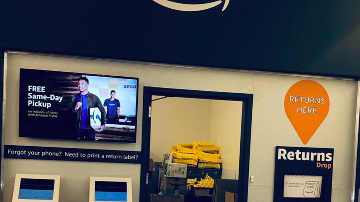 The Ruthless Reality of Amazon's One-Day Shipping