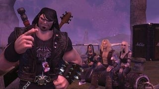 Illustration for article titled Brütal Legend's Filters Allows Families to Enjoy M-Rated Game