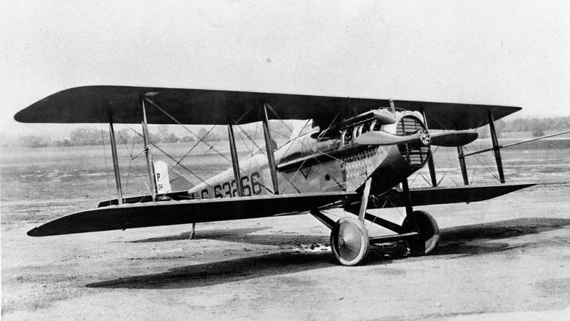 Airplane Tales The Vought Ve 7 Bluebird The Us Navy S First Fighter