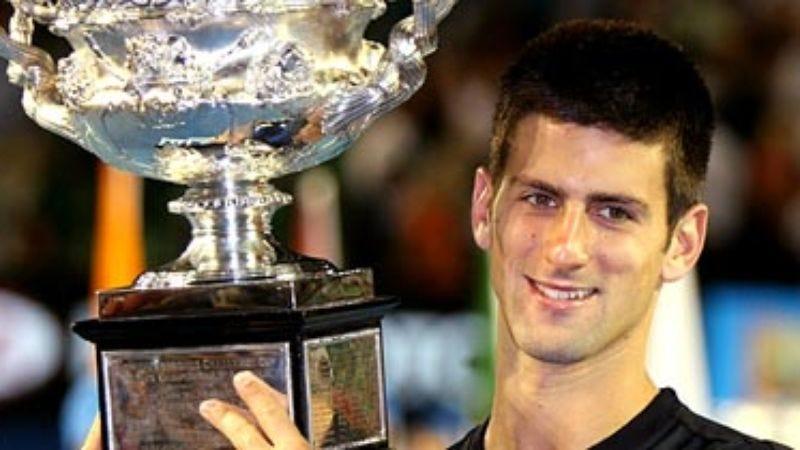 Illustration for article titled Roger Federer On Winning Australian Open: 'I'm Not Roger Federer, I'm Novak Djokovic'