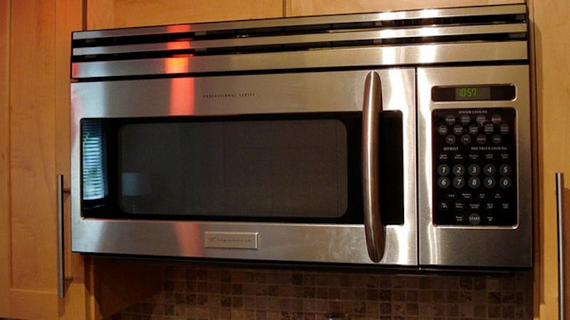 Find Your Microwave S Wattage By Using It To Boil Water