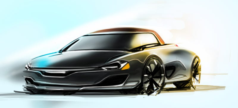 Illustration for article titled Last SAAB Miata for today.
