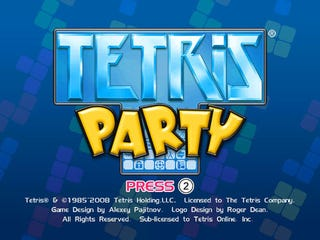 Illustration for article titled Tetris Party – Old Dogs Can Learn New Tricks