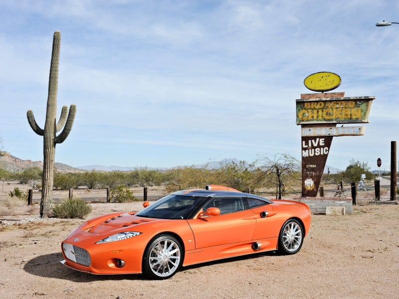 Illustration for article titled I Suddenly Want A Spyker