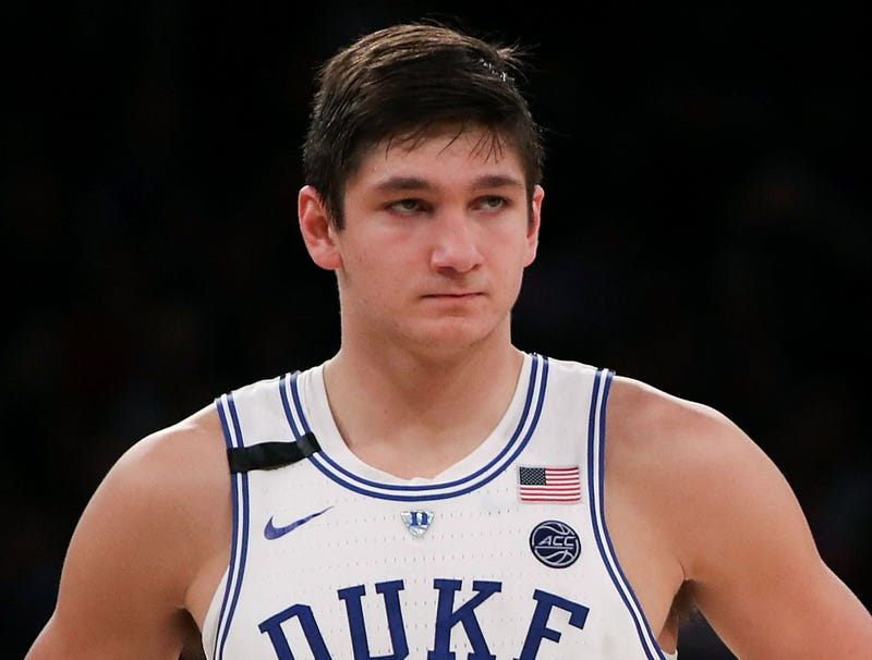 Illustration for article titled Nation Thrilled Grayson Allen Returned To Duke For One More Crushing NCAA Loss