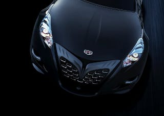 Illustration for article titled Geely GT Photos Leak Ahead of Beijing Auto Show