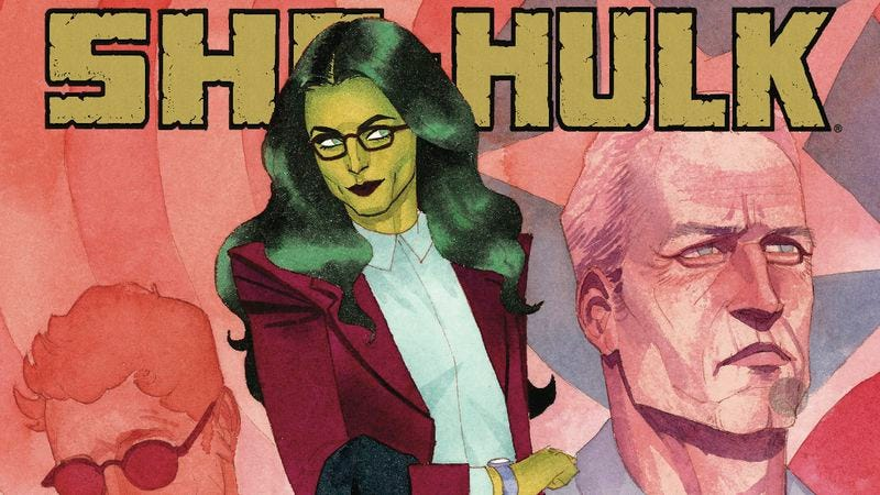 Illustration for article titled She-Hulk and Moon Knight are getting their own Disney+ shows, too