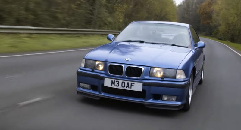 What You Learn In A Year Of Owning Cheap 20 Old BMW M3
