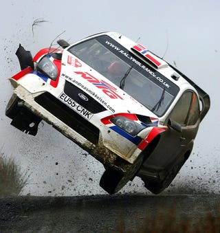 Illustration for article titled EXCLUSIVE: The Most Spectacular WRC Crashes ...In HD