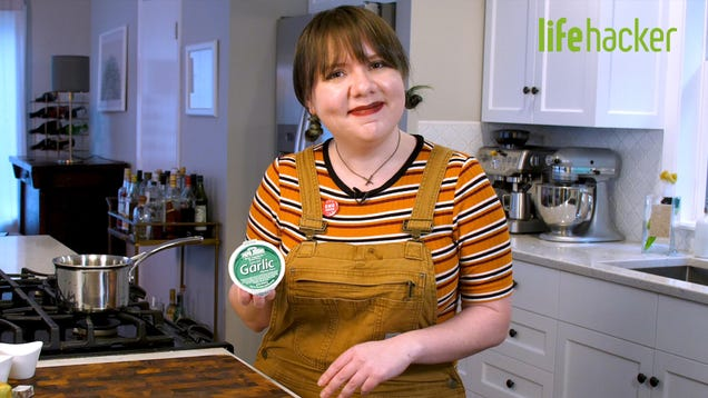 Make Papa John s Garlic Butter Sauce With No Garlic and No Butter