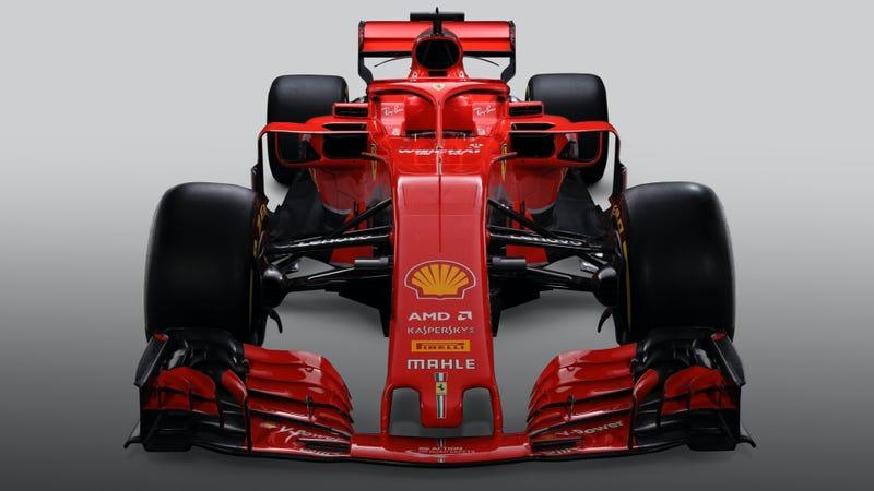 All photos credit Ferrari