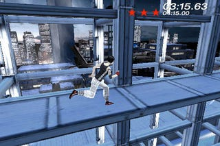 Illustration for article titled Mirror's Edge Coming to the iPhone In January