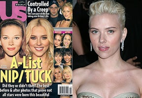 Illustration for article titled Scarlett Johansson Will Hold A Grudge