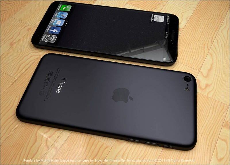 Illustration for article titled Así de apetecible sería un iPhone gigante