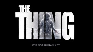 The first clip from The Thing prequel reveals the revamped alien ...