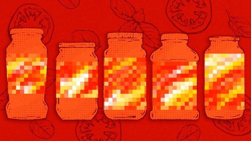 A blind taste test to determine the best jarred pasta sauce