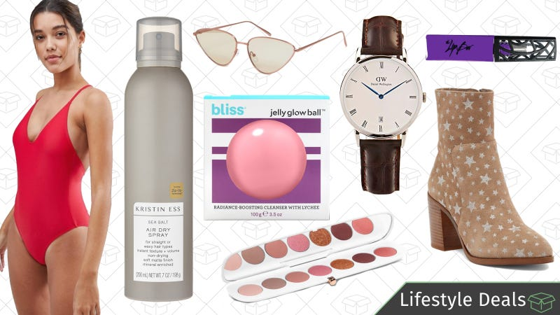 Illustration for article titled Tuesday's Best Lifestyle Deals: Target Beauty, Mother's Day Watches, Steven Madden, and More