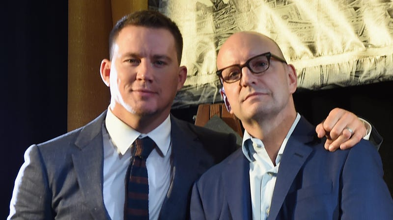Illustration for article titled Not even Channing Tatum's all-powerful Instagram could help Steven Soderbergh beat the movie marketing machine