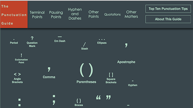 Extended Punctuation - PalmPilot: The Ultimate Guide, Second ...
