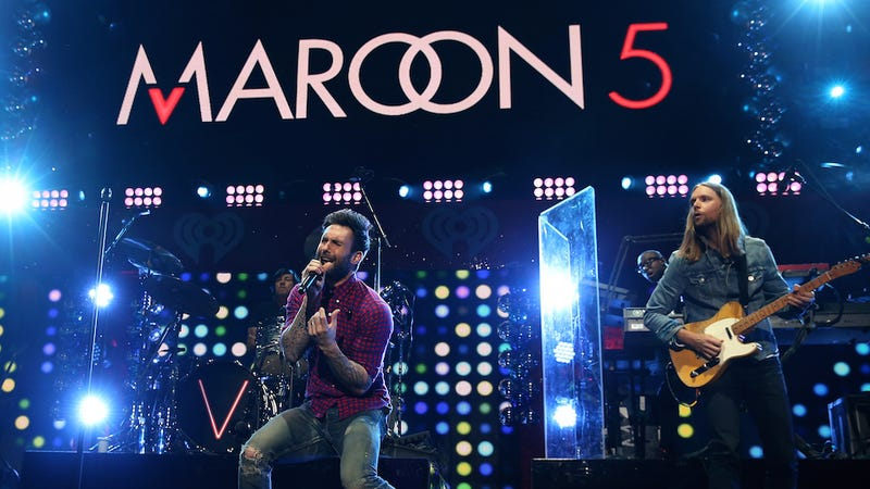 Illustration for article titled Maroon 5 Shows In China Nixed, Possibly Over Tweet About Dalai Lama