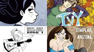 Illustration for article titled 13 Fantastic Female Comics Creators Of 2011