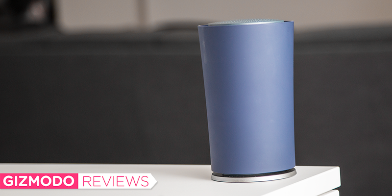 Illustration for article titled Google OnHub Review: Your Router Sucks, But Do You Trust Google?