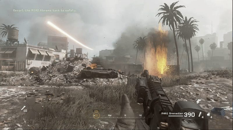 Modern Warfare Remastered Adds Four Great New Cheats