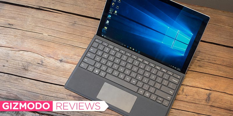 Microsoft Surface Pro 4 Review: I Love It, But Not For Getting Real