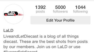 Achievement unlocked: #5000 Followers