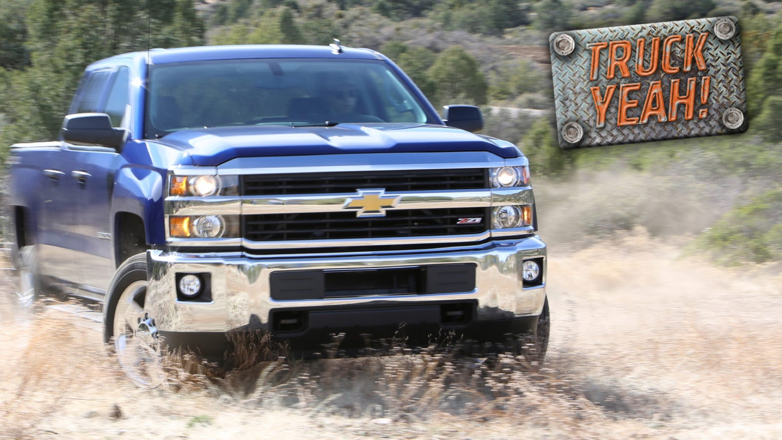 2015 Silverado & Sierra 2500 HD 4WD Crew Cab: The Truck Yeah! Review