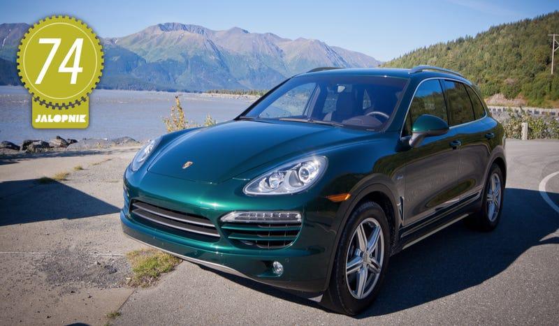 2013 Porsche Cayenne Diesel The Jalopnik Review