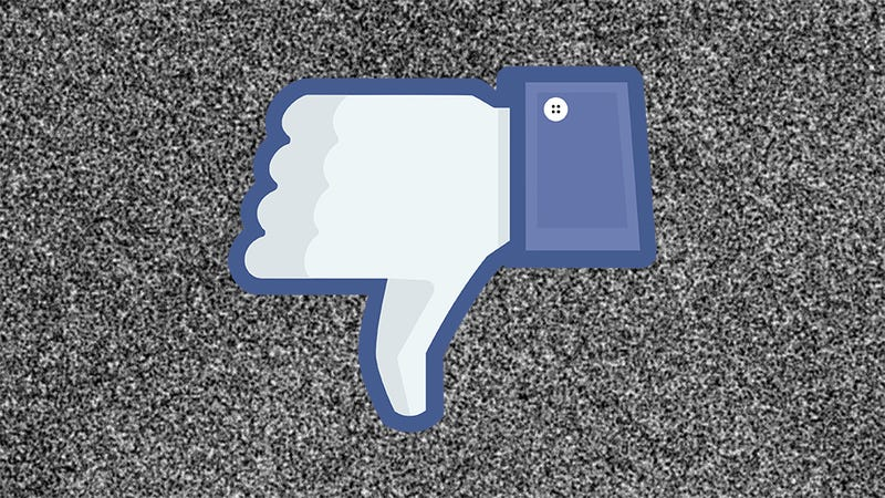 Illustration for article titled Report: People Are Being Less Annoying on Facebook