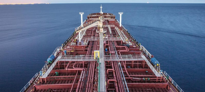 A Trafigura tanker. Photo Credit: Trafigura
