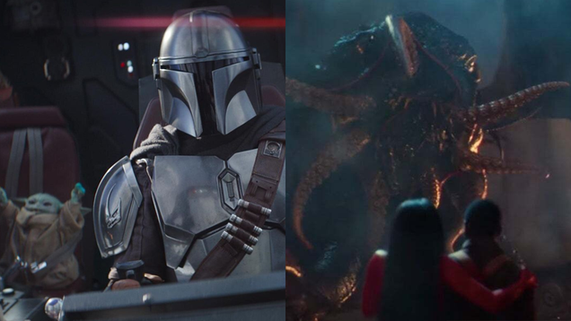 The Mandalorian and Lovecraft Country Nominated for Best TV Series at the Golden Globes