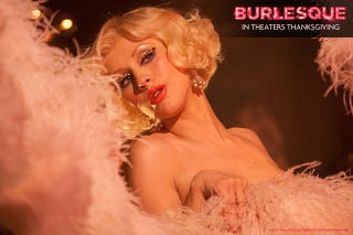 Illustration for article titled Burlesque Performers Not Too Impressed By Burlesque