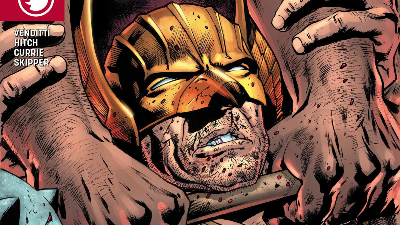 Hawkman's deadly past catches up with him in this exclusive preview