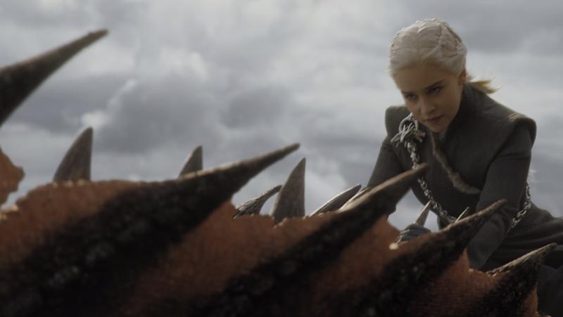 DRACARYS BISH! Screenshots via HBO.