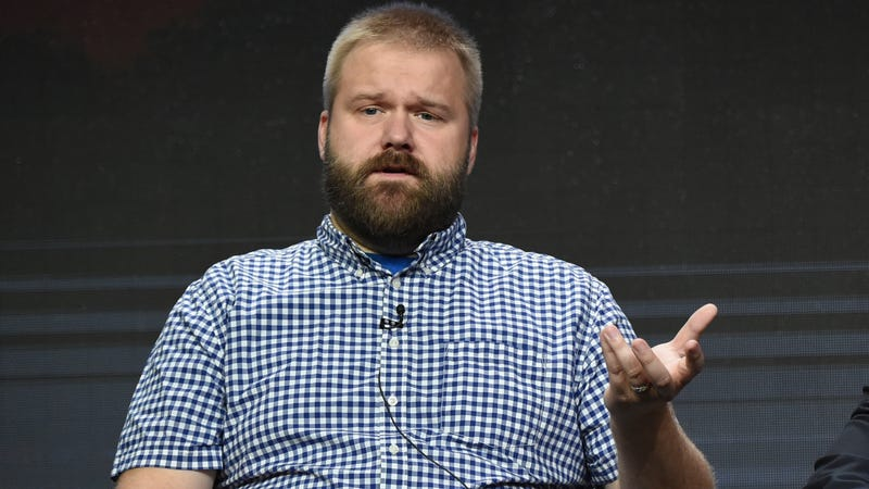 Robert Kirkman moving over to Amazon with 2-year production deal