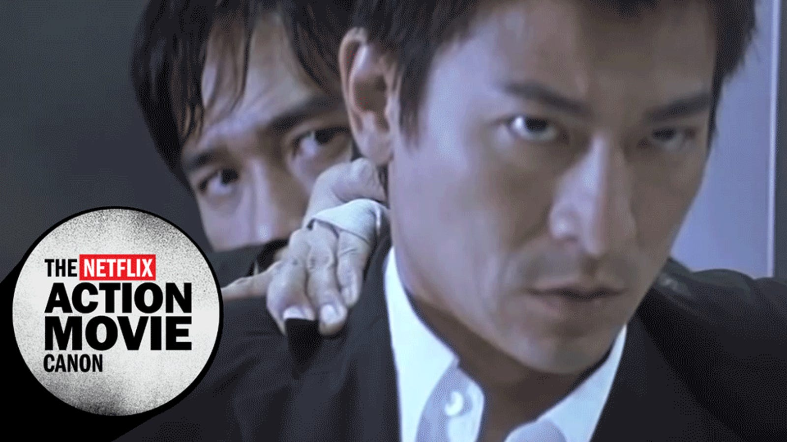 Infernal Affairs Cant Escape The Departeds Shadow But Watch It Anyway