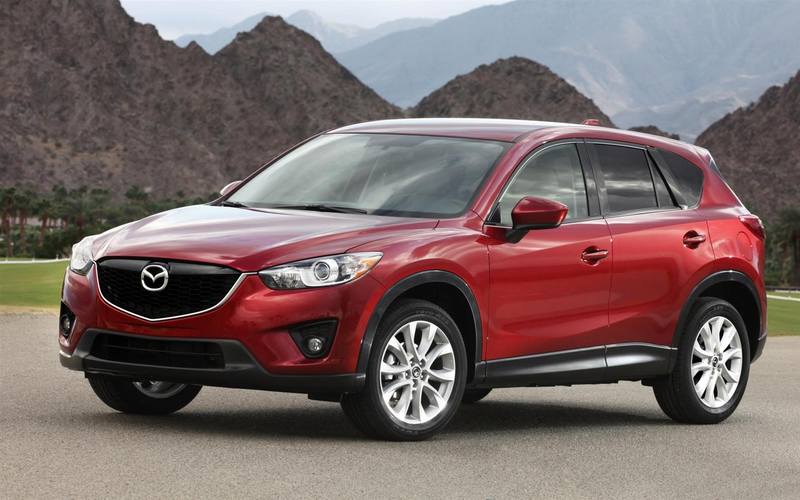 This is one of the best cars I could find for a good price: the 2012 Mazda CX-5