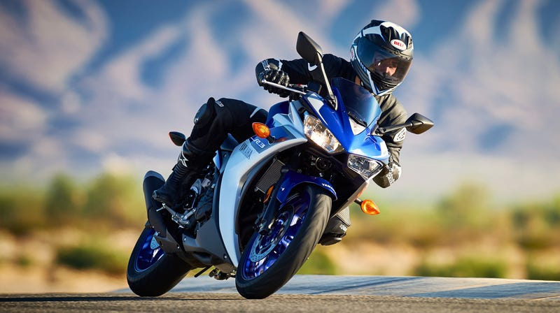 Illustration for article titled 2015 Yamaha YZF-R3 Is Further Proof It's A Good Time To Be A New Rider