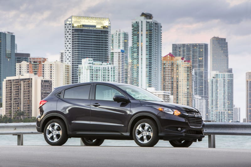 Illustration for article titled Bored Yet? U.S. Subcompact Crossover Sales Jumped 95% In May 2015