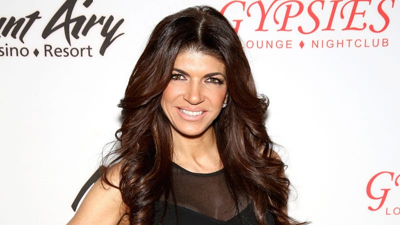 Illustration for article titled Teresa Giudice Is Just Fine
