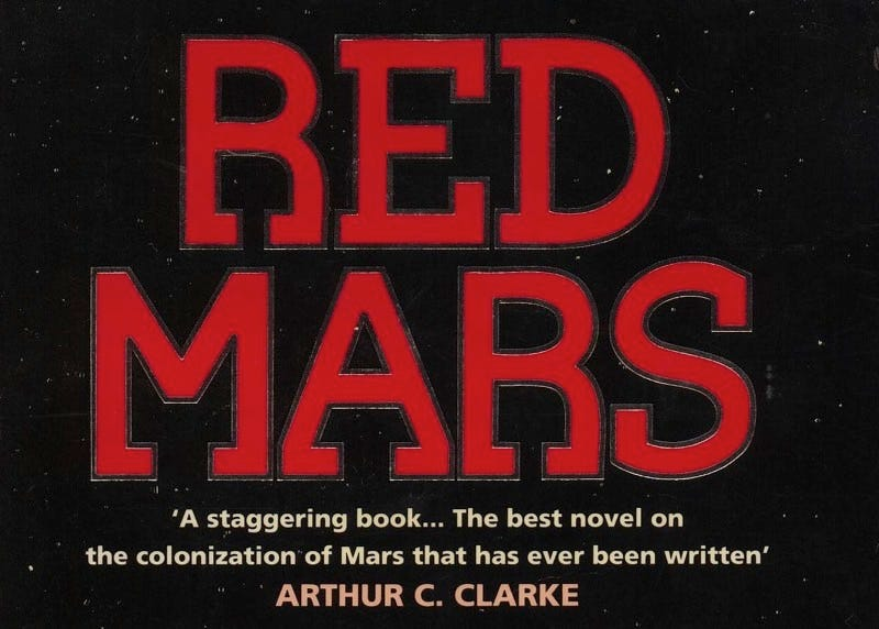 Illustration for article titled 'Red Mars' TV Series Now On Hold After Showrunner Suddenly Departs