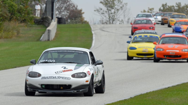 Illustration for article titled 2014 Mazda Shootout Class Revealed