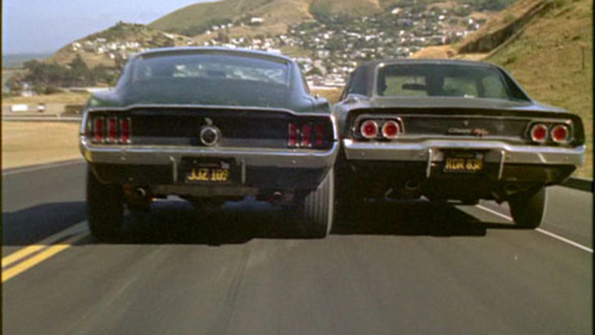 Dodge Family Feud Charger R T Vs Challenger R T