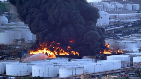 908032347 Report  String of Massive Blazes at Sea Worrying Shipping Industry